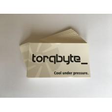 Torqbyte sticker