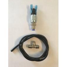 Pressure switch Input